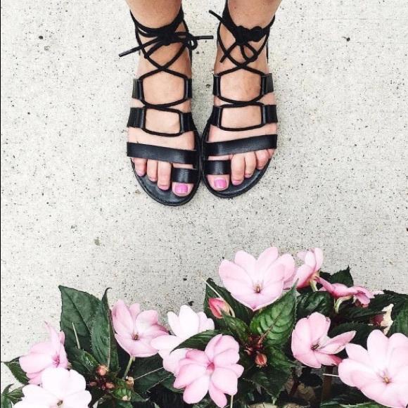 42b74073f83 Mossimo Supply Co. Lilac Gladiator Sandals. M 5b2fb4eac89e1de3e40dc4bf